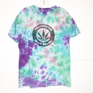 Mellowed Out Meds Tie Dye Tee
